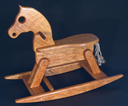 How To Build An Heirloom Rocking Horse